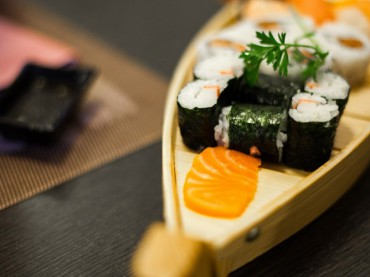 Seven Unexpected Ways Sushi Can Make Your Life Better